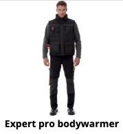 werk bodywarmer
